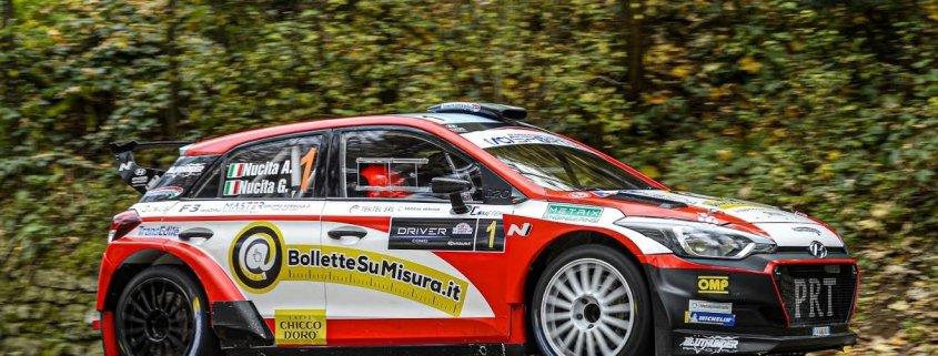 La Michelin Zone Rally Cup 2020 è di Andrea Nucita