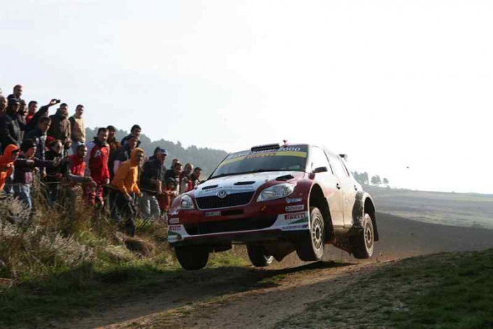 Andreas Mikkelsen, Rally Conca d'Oro 2021