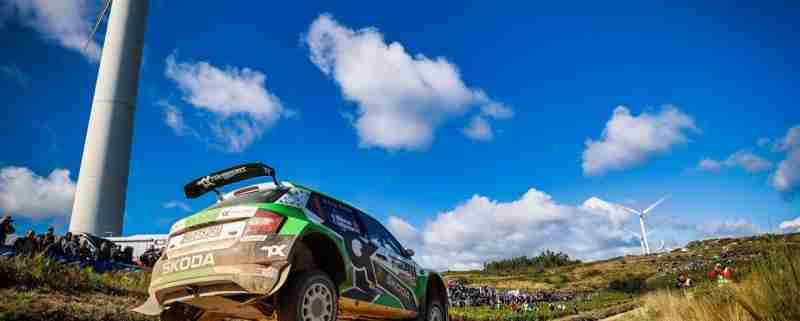 Andreas Mikkelsen, Rally Fafe 2021
