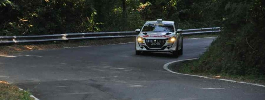 Andreucci Andreussi Rally Il Ciocco Valle del Serchio 2020 07