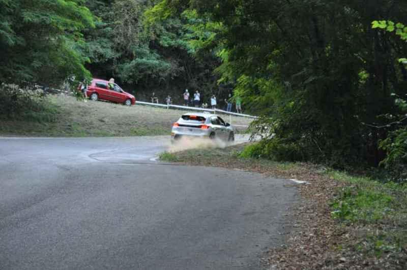 Andreucci Andreussi Rally Il Ciocco Valle del Serchio 2020 09