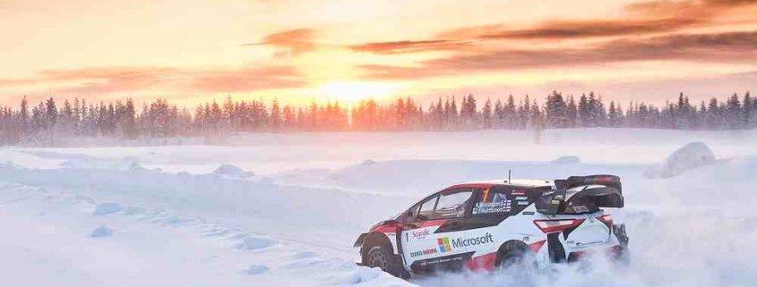 A rischio l'Arctic Rally per le nuove restrizioni