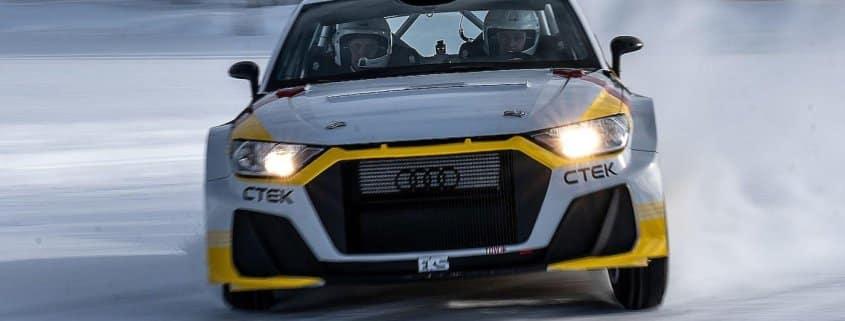 WRC: Audi Quattro A1, il ricordo del mito