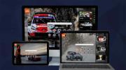 Browser personalizzato WRC