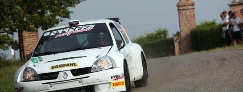 CI WRC, Roberto Vescovi conquista la Coppa 2RM ad Alba