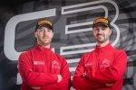Citroen Italia affronterà il campionato con Andrea Crugnola e Pietro Ometto