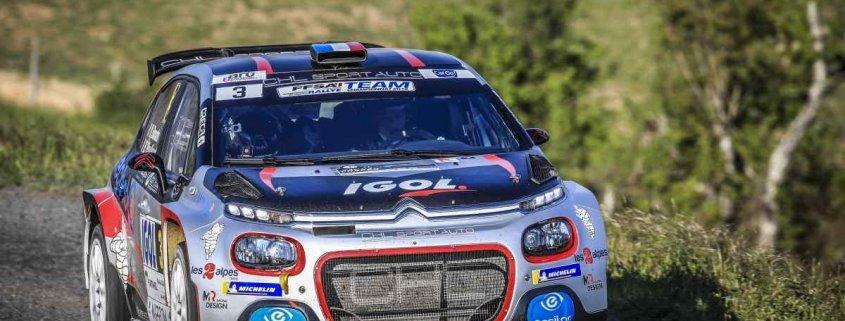 La FFSA pubblica il nuovo calendario rally francese 2020