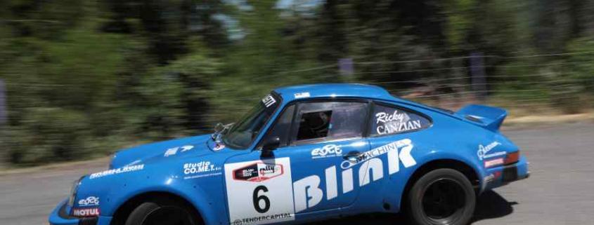 Canzian-Prizzon, Rally 4 Regioni Storico