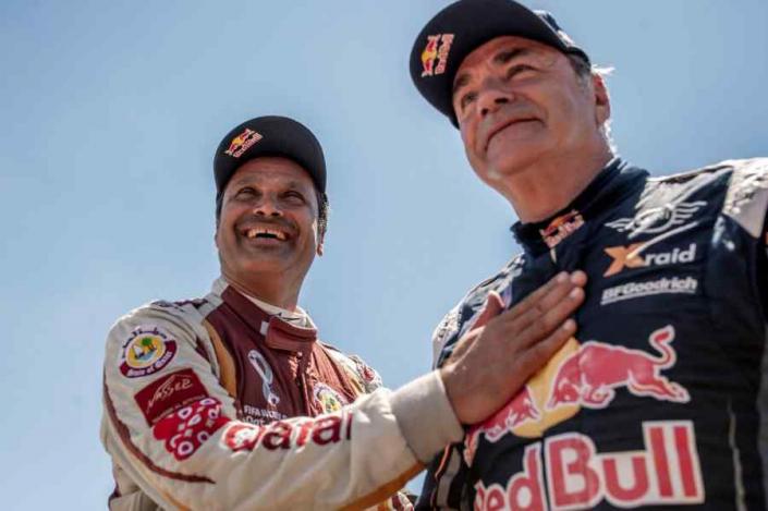 Carlos Sainz, Andalucia Rally 2021