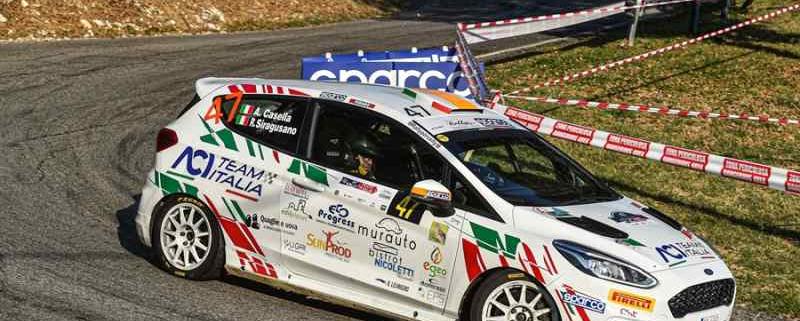 Casella-Siragusano, Rally 1000 Miglia