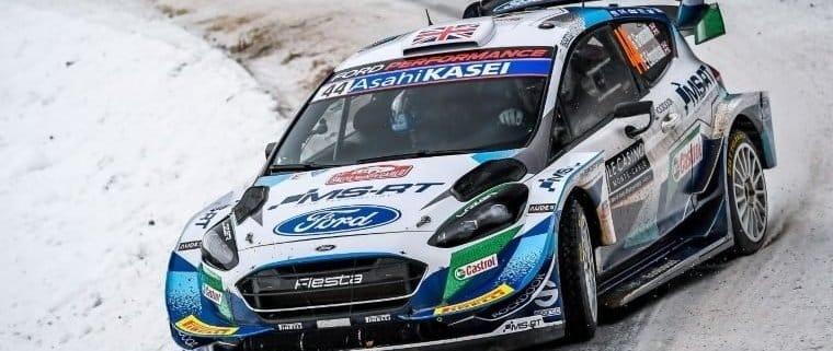 Ford Fiesta WRC Plus