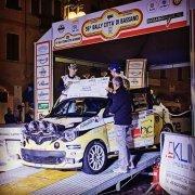 Catalini-Salotti vincono il Trofeo Twingo R1 Internazionale