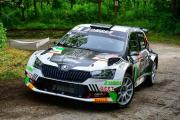 Chentre-Florean, Rally Il Grappolo 2021