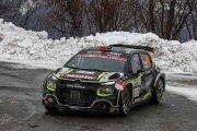 Giacomo Ogliari fa cinquina al Rally MonteCarlo