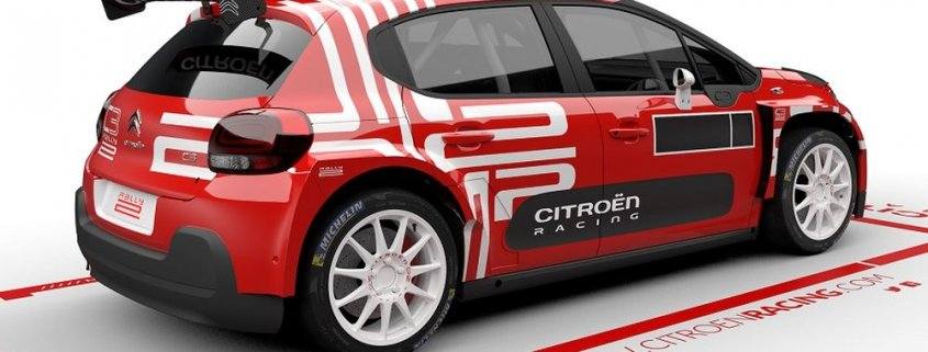 A bordo della Citroen C3 Rally2 elettrica (VIDEO)