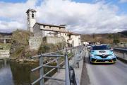 Clio Trophy Italia: Rally Il Ciocco 2021, Davide Nicelli