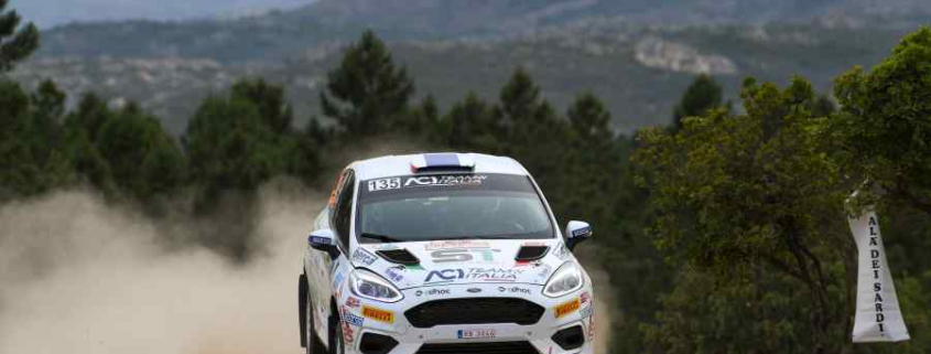 Cogni-Zanni, Rally Italia Sardegna 2021