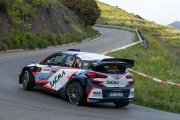 Corrado Fontana, Rally Elba 2021