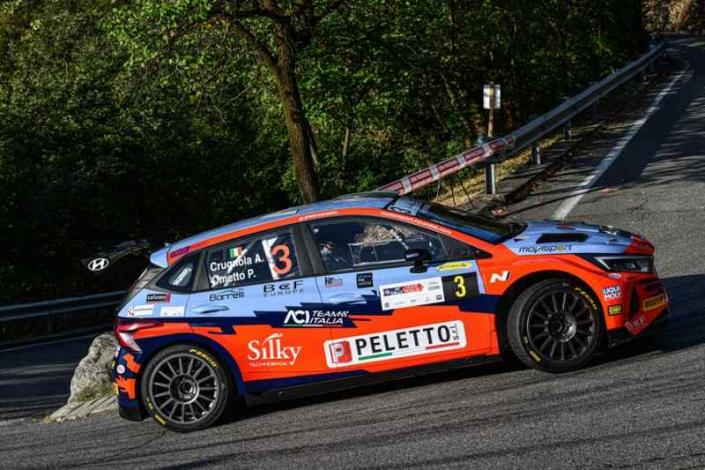 Crugnola-Ometto, Rally 1000 Miglia 2021