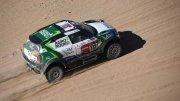 Dakar: c'è una Mini privata davanti alle ufficiali