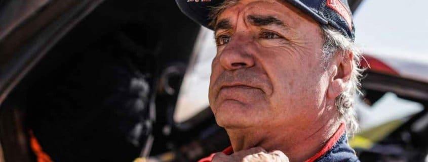"""Carlos """"El Matador"""" Sainz vince la Dakar 2020"""