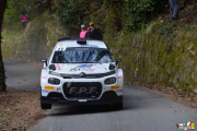Damiano De Tommaso, Rally Sanremo 2021