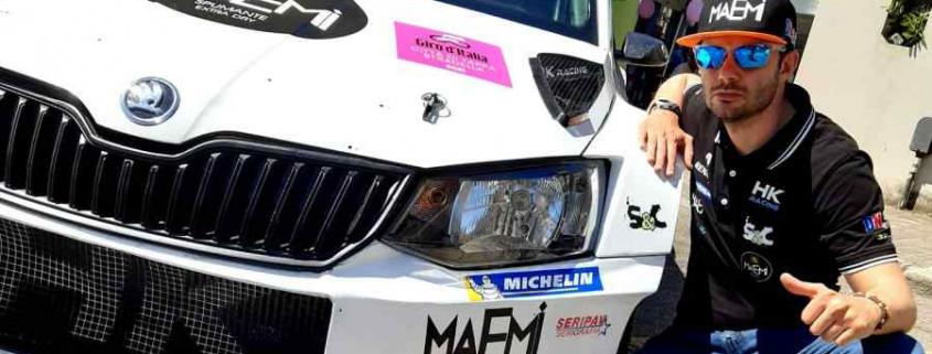 Davide Nicelli, Skoda Fabia R5