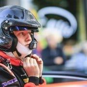 Dennis Radstrom punta al titolo ERC 3 Junior
