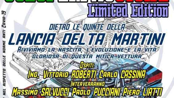 Dietro le quinte della Lancia Delta