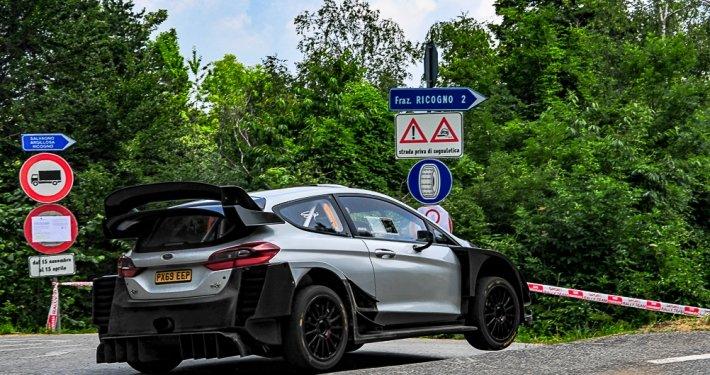 Test rally a tutta nel nord ovest di Italia (immagine Fotomagnano)