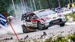 Elfyn Evans sul trono del Rally di Svezia sterrato