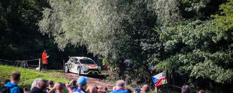 Erik Cais, Barum Rally 2021