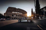 Erik Cais, Rally di Roma 2021