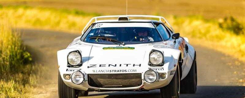 Erik Comas, dalla F1 ai rally per amore della Lancia Stratos