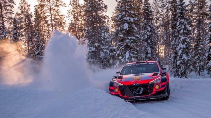 Hyundai i20 WRC Plus