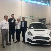 GB Motors compra due Ford Fiesta R5 Evo