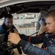 Ott Tanak prende le misure alla sua Hyundai i20 WRC Plus
