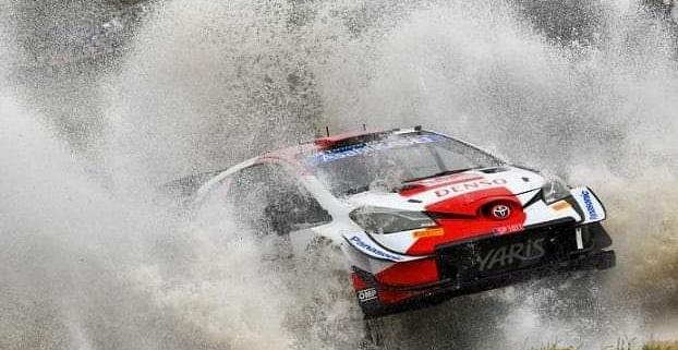 Ogier-Ingrassia, Rally Italia Sardegna 2021