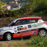 Fabio Poggio al Rally Due Valli 2019