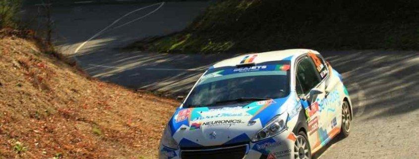 Rally Fafe Montelongo positivo per Delta Rally con Amaury Molle