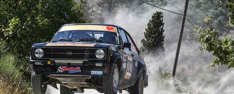 Giuliano Calzolari, Rally Storico Valtiberina 2021
