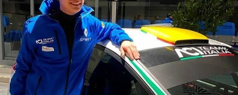 Guglielmo De Nuzzo dal 1000 Miglia nel CIR Junior