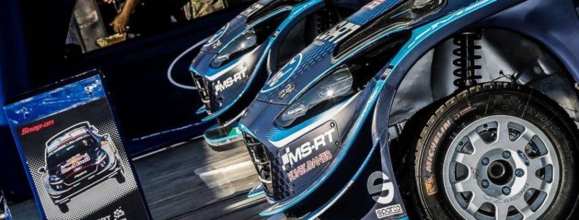 Hayden Paddon torna nel WRC in Finlandia