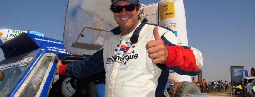 Il Covid-19 si prende Hubert Auriol nei giorni della Dakar