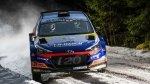 Svezia, è meglio il WRC3: Huttunen e Lindholm sbancano