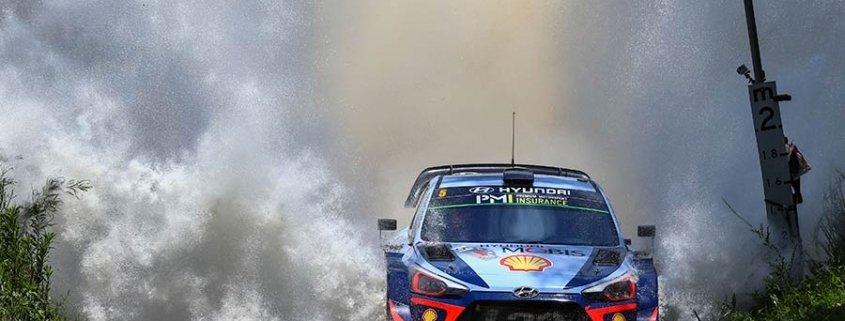 Hyundai Motorsport è molto motivata per il Rally di Australia