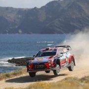 Il Campionato del Mondo Rally Costruttori va a Hyundai Motorsport