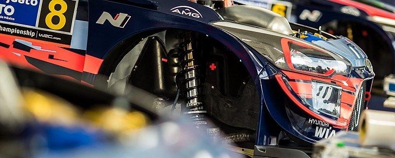 WRC: nuovi motori ibridi non modificabili fino al 2026