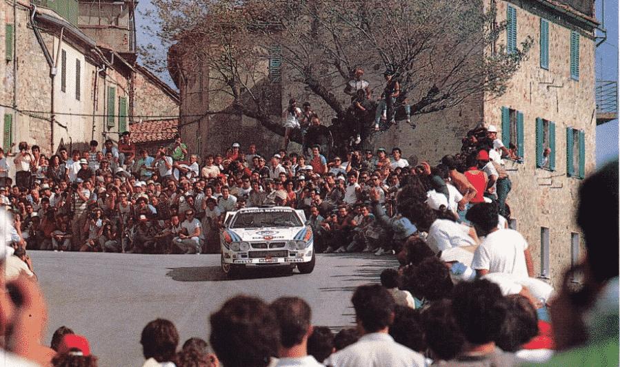 I rally tornano a Chiusdino