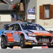 Il Rally San Martino di Castrozza chiude i giochi del CIWRC